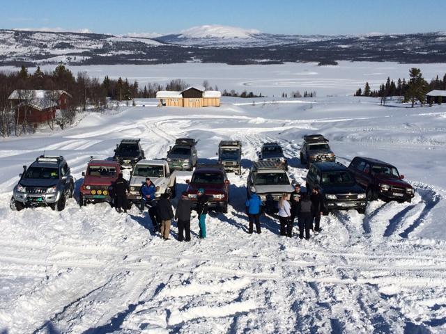 Vintertreff Golsfjellet 23.-25. feb. 2018