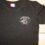 Sort t-skjorte med NLCK trykk Classic